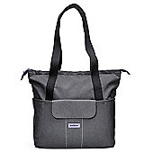 BabyBjorn Changing Bag SoFo (Grey/Lavender)