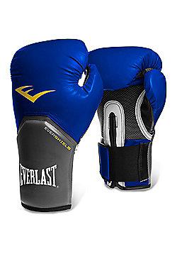 Everlast Pro Style Elite Training Boxing Gloves - Blue