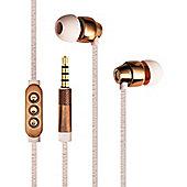 Ted Baker Dover In-Ear Headphones - Rose Gold