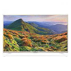 "LG 49UF690V 49"" Smart WiFi Built In Ultra HD 4K LED With Freeview HD Gold/White"