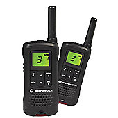 MOTOROLA TLKR T60 2 WAY RADIOS TWIN PACK (Walkie Talkie)
