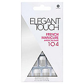 Elegant Touch French, American Bare (M) 104