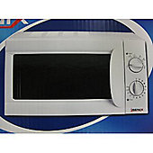 Igenix IG1750 17 Litre White Manual Microwave 700W