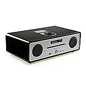 Ruark Audio R4i CD DAB FM Radio iPod Dock System, Midnight Black