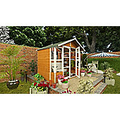 BillyOh 4000S 5 x 7 Lucia Tongue and Groove Summerhouse