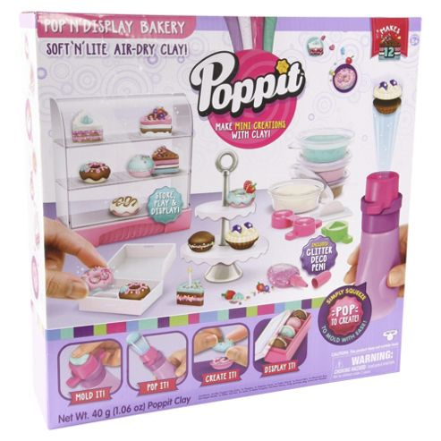 Cake Decorating Pens Tesco : Buy Poppit Pop n Display Bakery Playset from our Colouring & Drawing range - Tesco