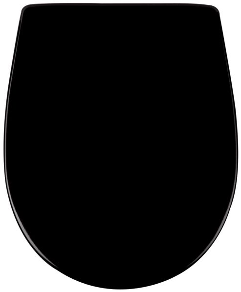 Nicol Everest Duroplast Toilet Seat - Black