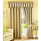 Sycamore Pencil Pleat Curtains 117 x 229cm - Natural