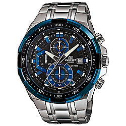 Casio Edifice Mens World Time Watch EFR-539D-1A2VUEF