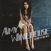 Amy Winehouse Back To Black (Vinyl LP) CD