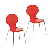 Home Etc Elimatta Conbie Dining Chair (Set of 2)