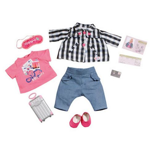 Baby Born Deluxe City Set