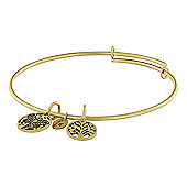 Chrysalis Life Tree of Life Charm Bangle