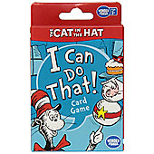 "Dr Seuss ""I Can Do That"" Card Game"