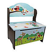Fantasy Fields Enchanted Woodland Storage Bench