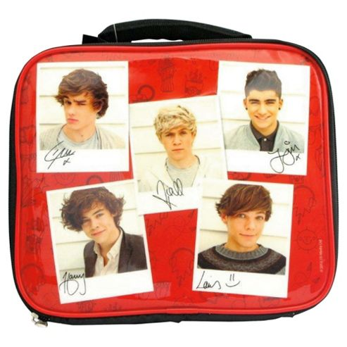 1D lunchbag - 1 Direction