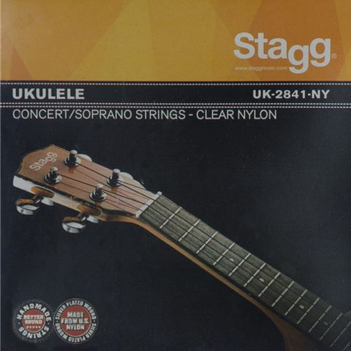 Rocket UK-2841-NY Ukulele String Set - Nylon
