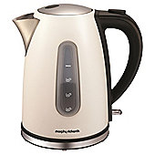 Morphy Richards 102602 Accents White Jug Kettle - 1.5L
