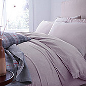 Linea Oatmeal Jersey Sheet Set Single