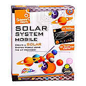 Grafix Science Worx Solar System Mobile