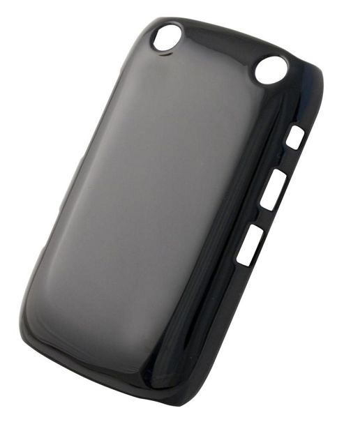 Tortoise™ Hard Case BlackBerry® Curve™ 9320 Black Gloss