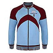 West Ham 1980 FA Cup Final Track Jkt - Sky blue
