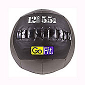 GoFit 12lb Cross Fit Style Wall Ball