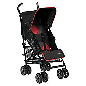 Mamas & Papas Deluxe Buggy Red & Black Set, Exclusive to Tesco