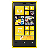 Nokia SIM Free Unlocked Lumia 920 Yellow