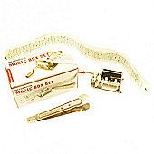 kikkerland Mechanical Music Box Set