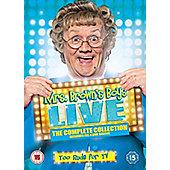 Mrs Brown's Boys Live 2012-2015 DVD