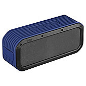 Divoom Voombox Portable Outdoor Bluetooth Speaker, Indigo Blue