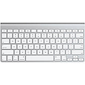 Apple MC184SM/B - mobile device keyboards (RF Wireless, White, Mini, AA, Mac OS X 10.6 Snow Leopard)