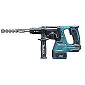 Makita DHR243Z SDS+ Rotary Hammer 24mm 18 Volt Bare Unit