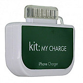 Kit Emergency Battery Charger for Apple iPhone 3/3G/4/4S