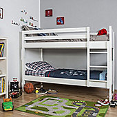 Jango Bunk Bed - White