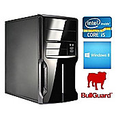 Spire PC Micro ATX Intel Core i5-4460 (3.2GHz) 4GB RAM 1TB HDD