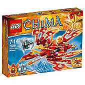 LEGO Chima Flinx?s Ultimate Phoenix 70221