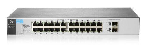 HP 1810-24G v2 (24-Port) Gigabit Ethernet Network Switch