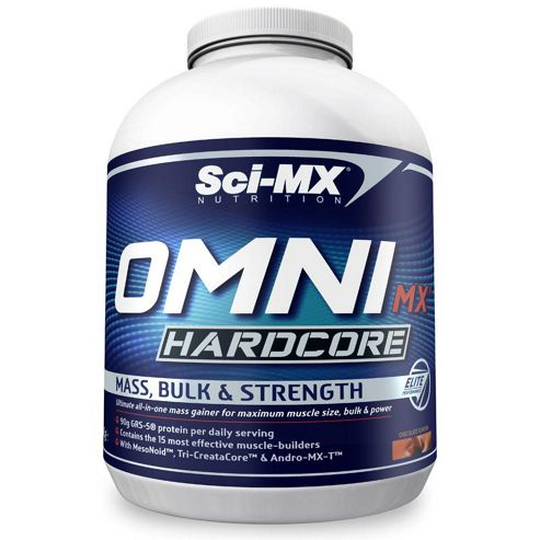 Omni-Mx Hardcore 4.060Kg Chocolate