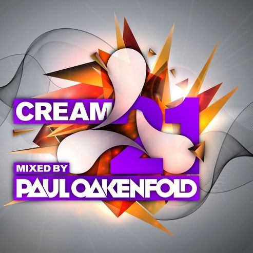 Cream 21 Mixed By Paul Oakenfold (2Cd)