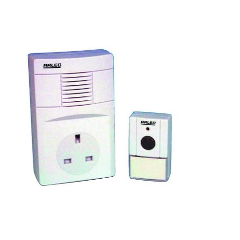 Plug-in Wireless Door Chime