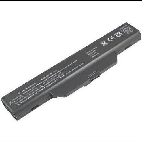 HP 491278-001. Battery: Lithium-Ion, 6 pcs, 550, 515, 610, 6720s, 6730s, 6735s. Colour: Black