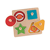 ELC First Shapes Lift Out Puzzle