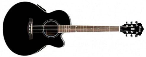 Ibanez AEL10E-BK (Black)