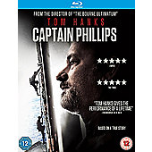 Captain Phillips (Blu-Ray & UV)