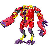Transformers Prime Beast Hunters Deluxe Figure - Lazerback