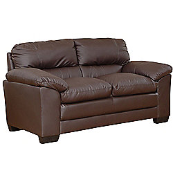 Sofa Collection Selena Sofa - 2 Seat - Brown