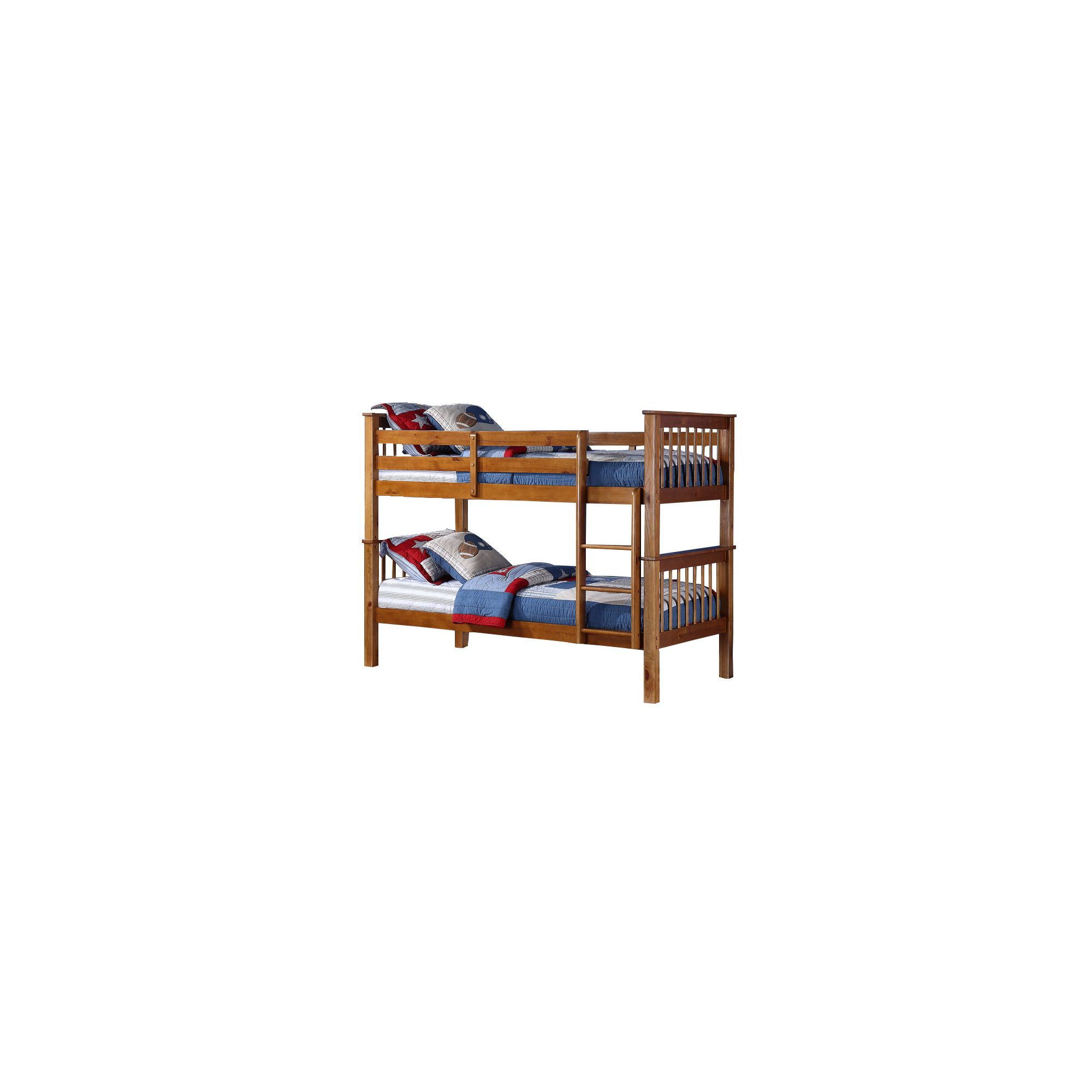 Altruna Devon Bunk Bed Frame - Pine at Tesco Direct