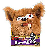 Mini Van Wolf Plush 28137 - Smasha-Ballz - Vivid Imaginations